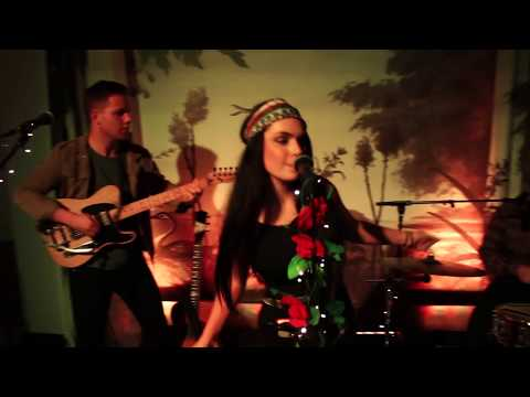 Chris Ah Gee and Jazzella - Mercy (Live @ Orient Bar)