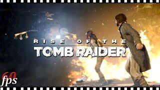 Rise of the Tomb Raider PC | Часть 6 | Сибирь - Побег