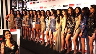 Lara Dutta and Many Divas Together for Miss Universe