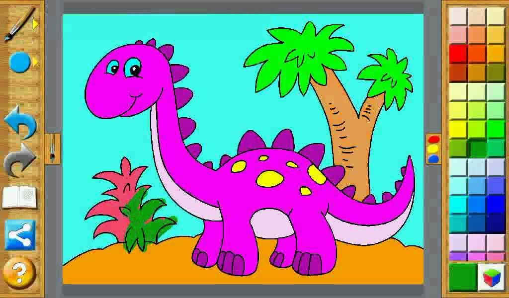 Kea Coloring Book for Android (Free) - YouTube