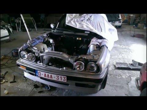 BMW E30 318is engine rebuild
