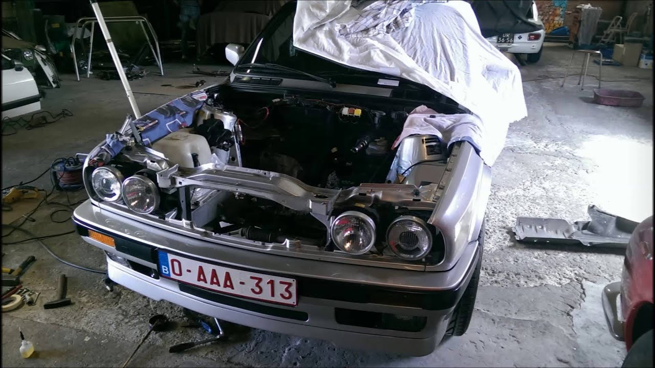 Bmw E30 318is Engine Rebuild Youtube Kit