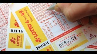 Im Jackpot beim Lotto am Mittwoch liegt heute, am 25.07.2018, eine Million Euro. Hier finden Sie die