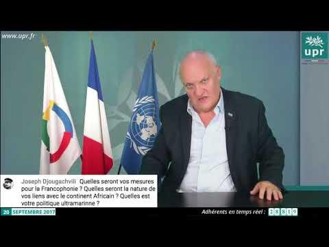 Quels seront la nature de vos liens avec la francophonie , l Afrique et la marine ?