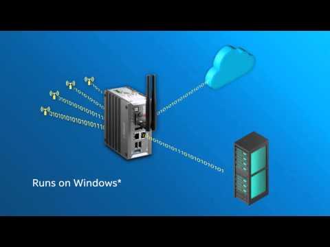 ADLINK Intel-based Gateway Solutions