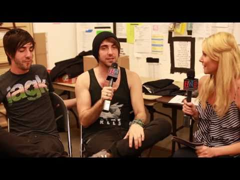 All Time Low Interview with Alex Gaskarth & Jack Barakat - Dating, Katy Perry + More