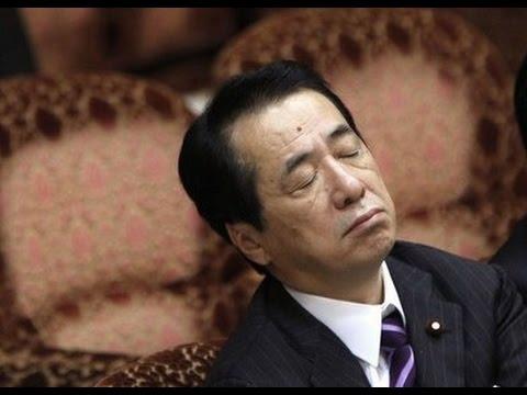 国会でスヤスヤと眠る人たちの画像を淡々と貼ってく