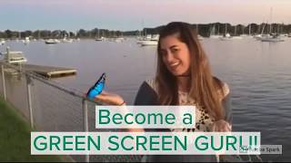 MassCUE Course INTRO.:  Become a GREEN SCREEN GURU!