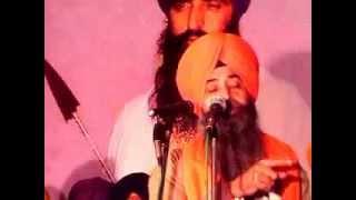 Sikhism - Bhai Daljit Singh Bittu at Alamgir Convention