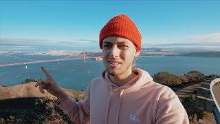 Национальный парк Йосемити. Сан-Франциско. Минусы путешествий одному.