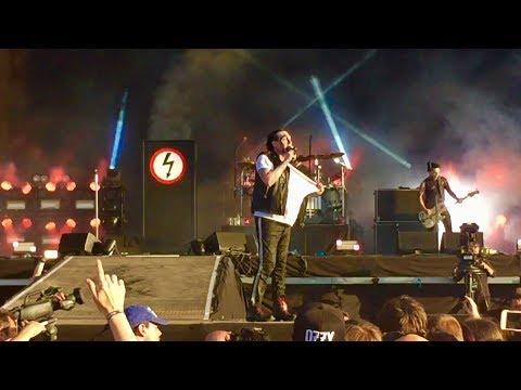 Marilyn Manson: Download Festival 2018