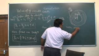 XI_68.Gravitation,Variation in accln due to gravity