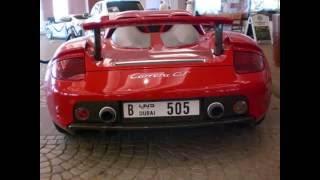 Dubai Cars Arabic Music