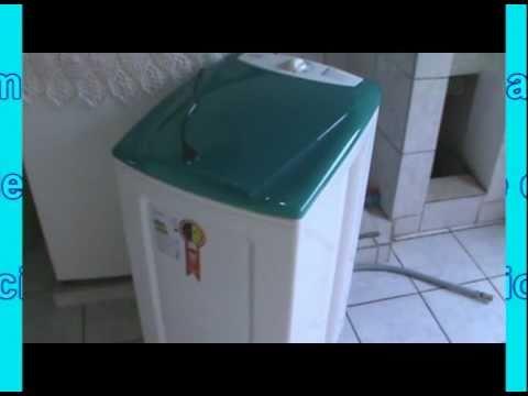 e20b66d74f lavadora arno   com drenagem eficiente para vc nao descer e erguer mais a  mangueira do dreno   - YouTube
