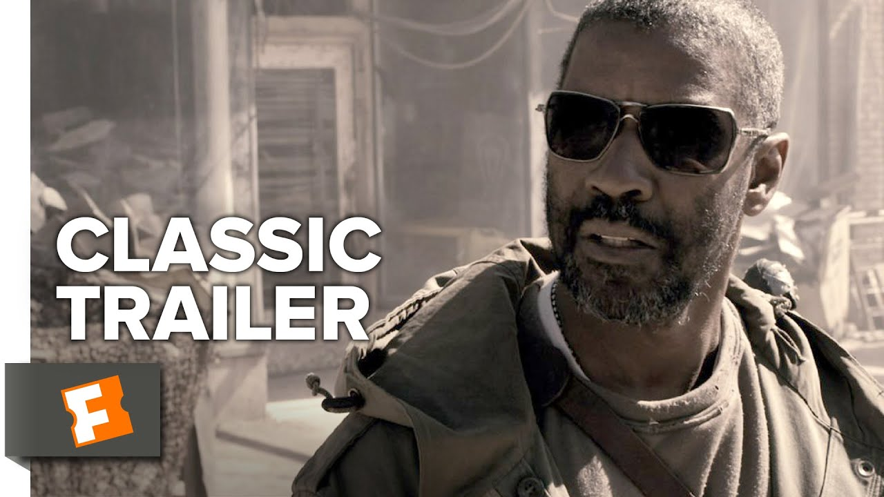 the book of eli (2010) official trailer - denzel washington, mila