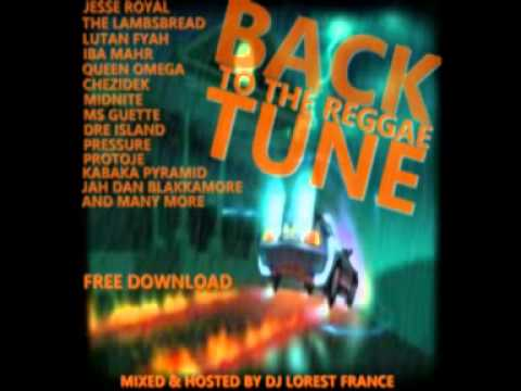 "BRAND NEW**2014 MIXTAPE ""BACK TO THE REGGAE TUNE 2013"""