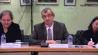 Conseil municipal<br/>  1 décembre 2015