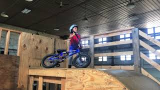 World's Youngest to Backflip a Bike- Brody Ervin (Age 6)