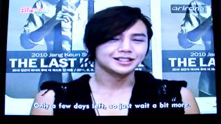 Jang Keun Suk in Showbiz Korea (Arirang)