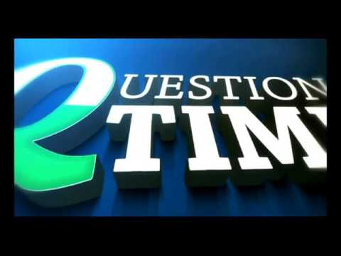 Question Time: 27 October 2015