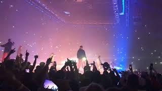Drake & Migos performs Walk It Talk It in Kansas City for Aubrey & The Three Migos Tour
