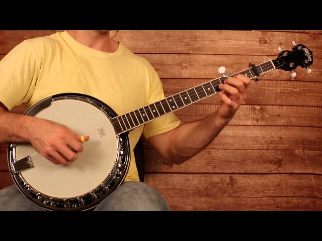 "Old Crow Medicine Show ""Wagon Wheel"" Banjo Lesson (With Tab) - YouTube"