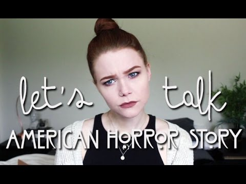 LET'S TALK AMERICAN HORROR STORY | POSSESSEDBYHORROR