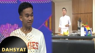 Video Anwar Menunjukan Skill Masaknya [DahSyat] [11 Okt 2016] download MP3, 3GP, MP4, WEBM, AVI, FLV Mei 2018
