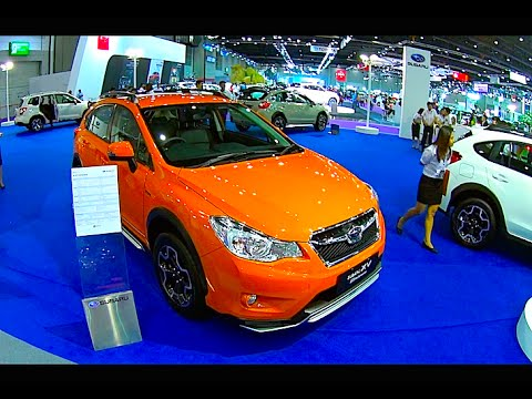 מתוחכם Crosstrek Crossover Subaru XV STI, Turbo, 2015, 2016, 2017 - YouTube EJ-95