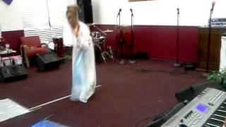 Andrea Praise Dance - Alabaster Box