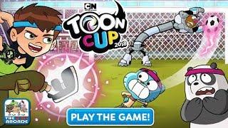2018 Toon Kupası - Ben 10 (Cartoon Network Oyunları)gibi Bük