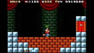Playthrough - Super Mario Advance 4: Super Mario Bros. 3 (+ e-Reader) - World 8 (END) (Part 24)