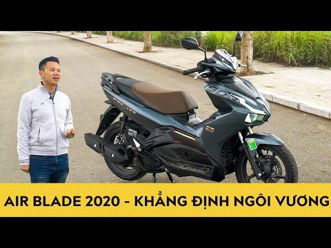 Chạy thử và Đánh giá Honda Air Blade 2020 - Khẳng định vị thế NGÔI VƯƠNG  Autodaily.vn 