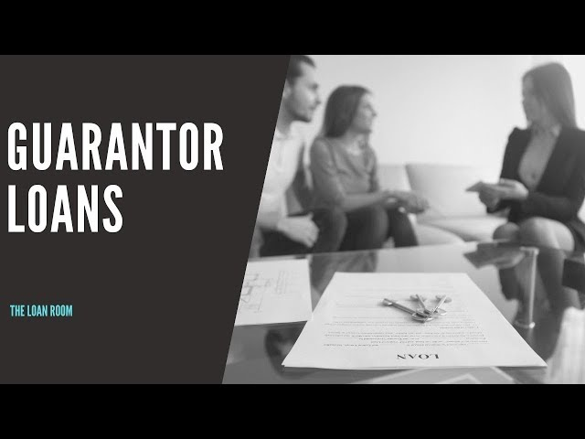 Guarantor Loans Explained