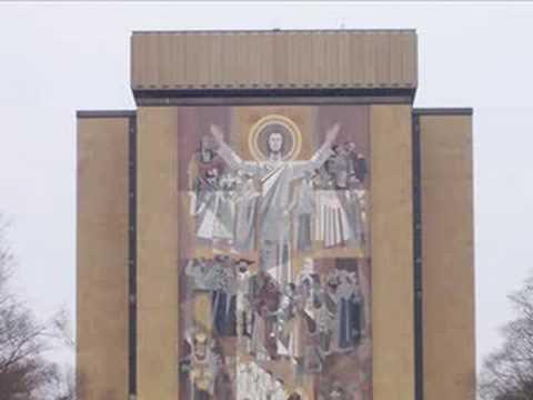 Visiting Notre Dame