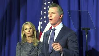 Newsom To Face Cox in California Governor's Race
