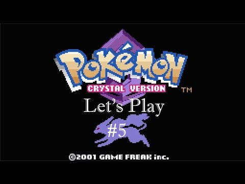 Pokemon Crystal LP Episode 5-Falkner, Wasted Time, And Ruins!