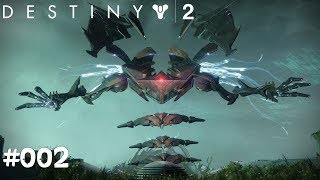 Destiny 2: Fluch des Osiris #02 - Zukunft & Vergangenheit - Let's Play Destiny 2 Deutsch / German