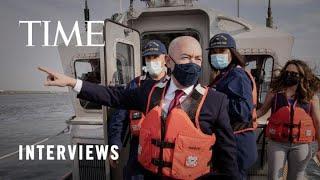 TIME Interviews Secretary Alejandro Mayorkas