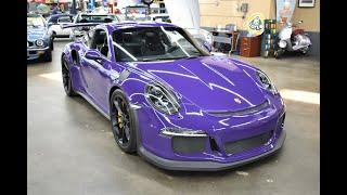 2016 Porsche 911 991 GT3 RŠ - Road Test - Autosport Designs
