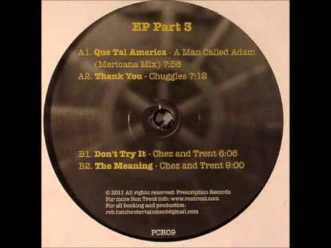 A Man Called Adam - Que Tal America (Mericana Mix)