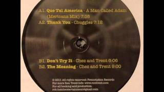 A Man Called Adam - Que Tal America (Mericana Mix)