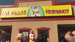 Twisters transforms into 'Los Pollos Hermanos' for 10th anniversary of Breaking Bad