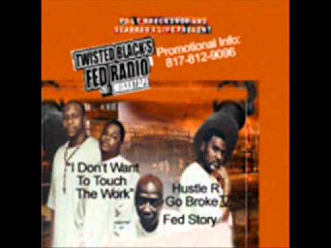 "Twisted Black - "" Street Shit "" FED Radio Rare"