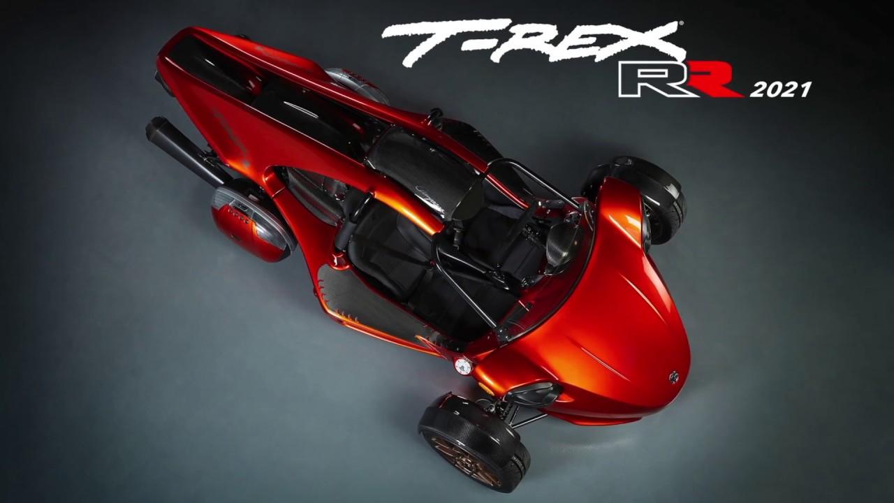 T-REX RR 2021