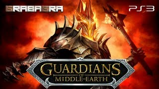 Graba Gra w Guardians of Middle Earth (PS3)
