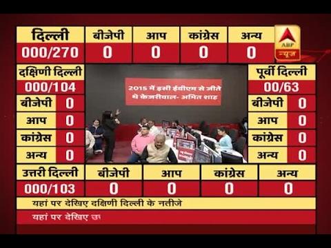 MCD Elections 2017: When Arvind Kejriwal won election in Delhi, he didn't find fault in EV