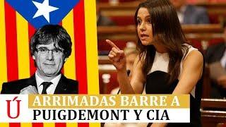 MAGISTRAL ARRIMADAS BARRE A PUIGDEMONT Y AL INDEPENDENTISMO