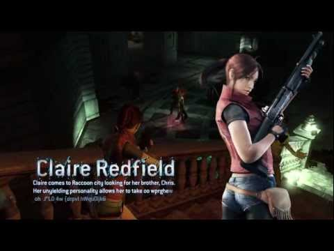 Resident Evil: Operation Raccoon City - Heroes mode Trailer