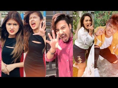 Roar Challenge Tiktok Videos With Riyaz, Arishfa, Lucky Dancer, Avneet, Jannat, Awez